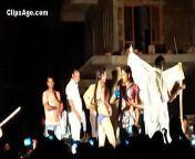 Public desi Telugu natukatti featuring local randis nude on stage from telugu acter sinthu menan nude