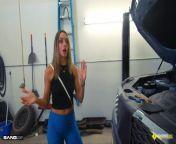 Roadside - Hot Mom Fucks Mechanic To Get Her Car Back from www xxx bangla com mom son boy sex porn piss coming femdom