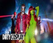 LETSDOEIT - DIRTY COSPLAY - Intergalactic Fuckgitives from fakira hindi full movie