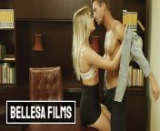 Bellesa - Gorgeous Babe Kenna James Gets Her Pussy Licked & Fucked By Ryan Mclane from six film com