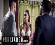 PURE TABOO Struggling Actress Abigail Mac Pressured Into 3-Way at Casting from tamil actress deeksha seth nude xxxian hostel girls nude boob pressing 3gp videol actress seet
