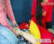 Step-brother made mood priya in painful situation with hindi roleplay - YOUR PRIYA from your priya